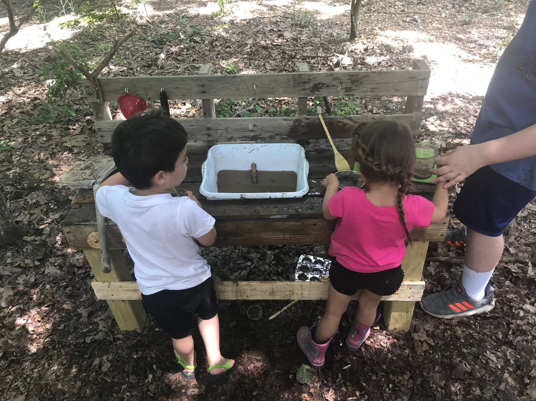 DIY Mud Kitchen | Larsen Party of 7